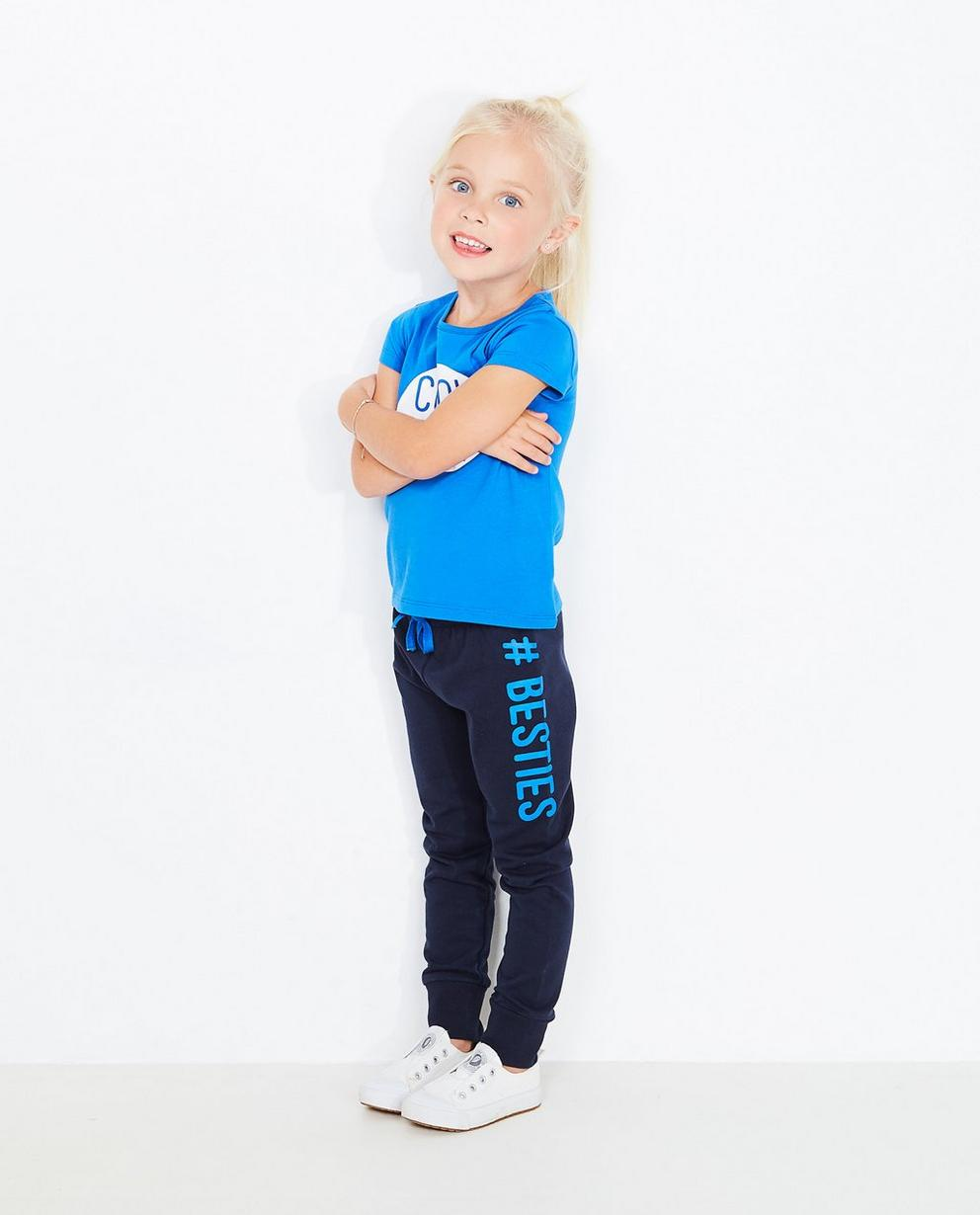 Grijze sweatbroek BESTies FR - null - Best price